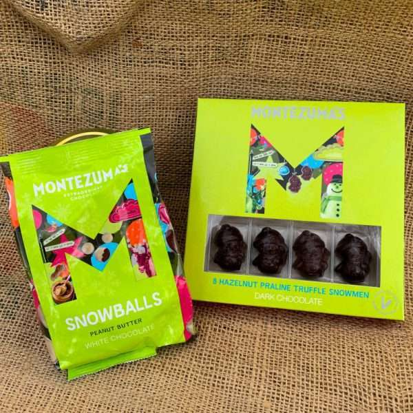MONTEZUMA'S CHRISTMAS CHOCOLATE BUNDLE