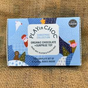 PlayinChoc Christmas - 6 pack Gift Set
