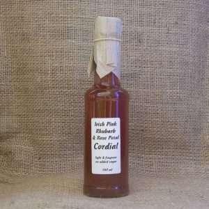 Amberline Rhurbarb Syrup