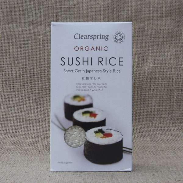 Clearspring Organic Sushi Rice