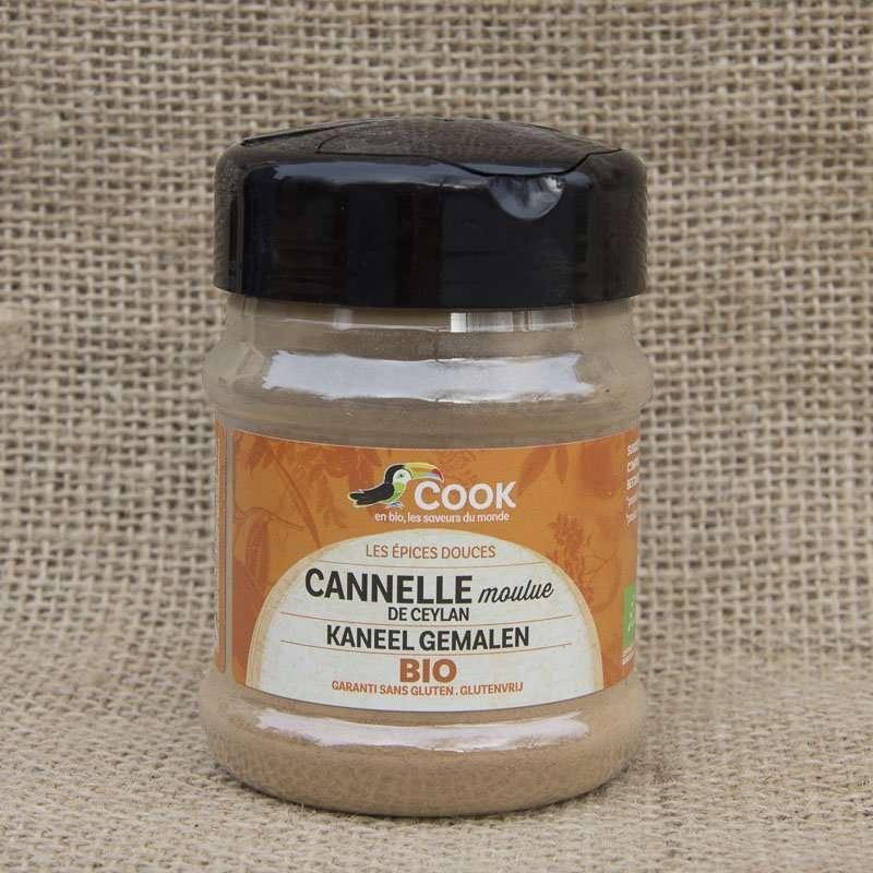 Cook Ground Cinnamon Ceylan
