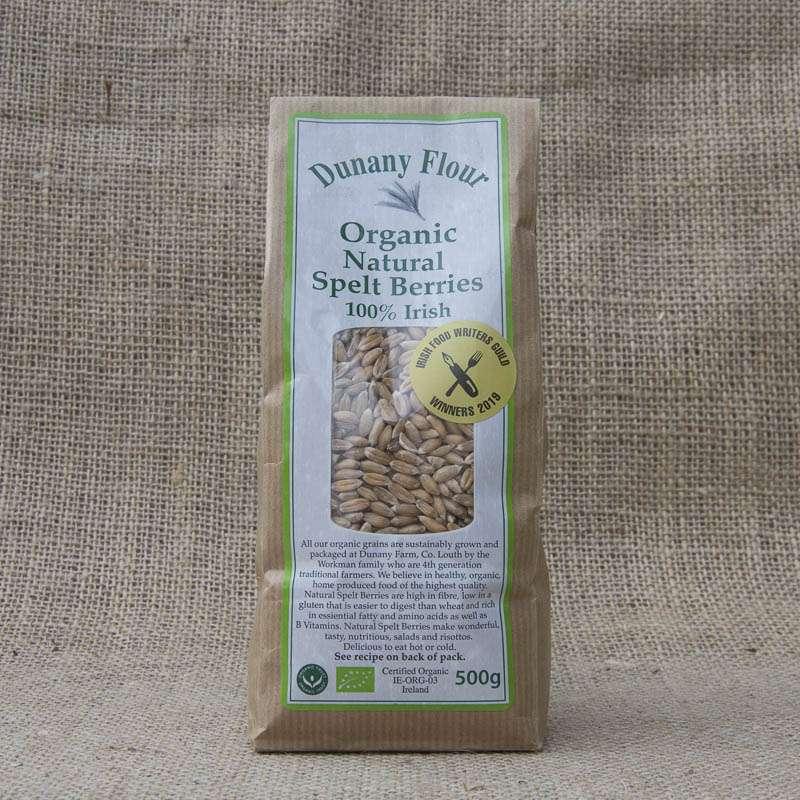 Dunany Flour Spelt Berries