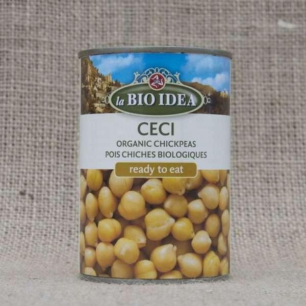 La Bio Idea Chick Peas 400g