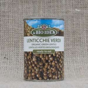 La Bio Idea Organic Green Lentils