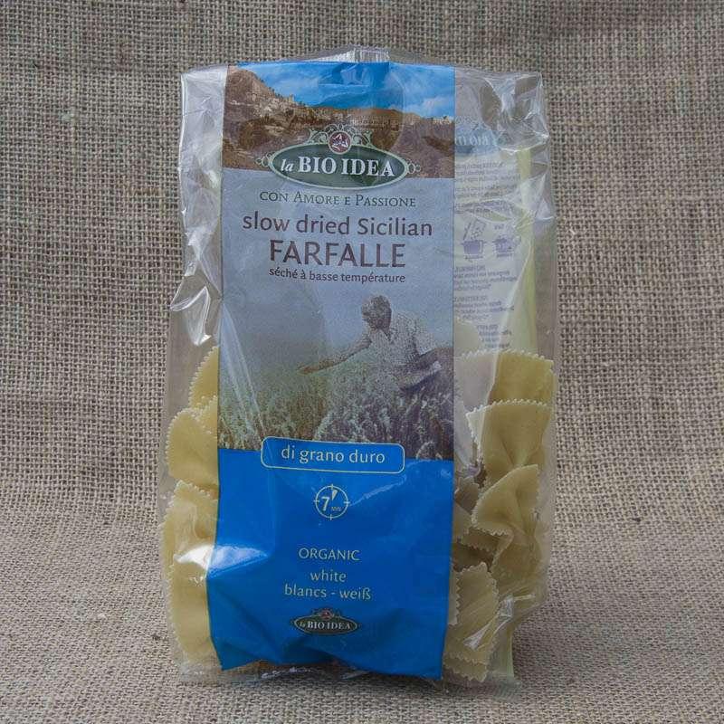 La Bio Idea Slow Dried Sicilian Farfalle
