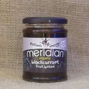 Meridian Blackcurrant Spread