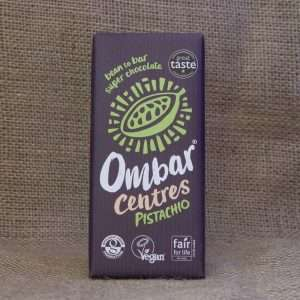 Ombar Pistachio Chocolate Bar 70g