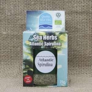 Sea Herbs Atlantic Spirulina