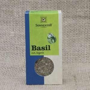 Sonnentor Basil Cut Organic