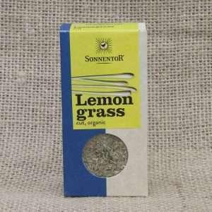 Sonnentor Lemongrass Cut Organic