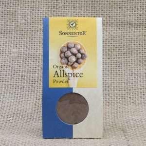 Sonnentor Organic Allspice Powder