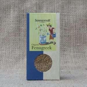 Sonnetor Organic Fenugreek