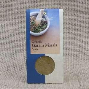 Sonnetor Organic Garam Masala Spice