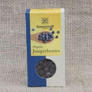 Sonnetor Organic Juniperberries