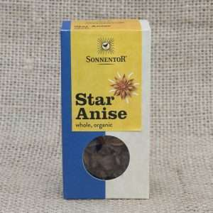 Sonnentor Star Anise Whole Organic
