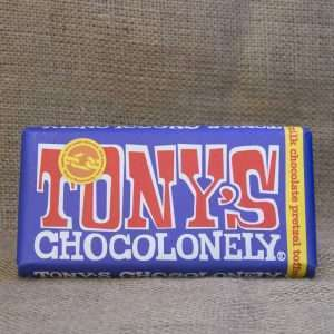 Tony's Chocolonely Milk Pretzel Bar 180g