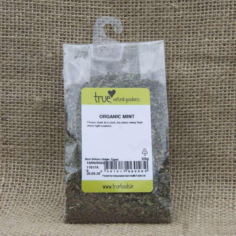 True Natural Goodness Organic Mint