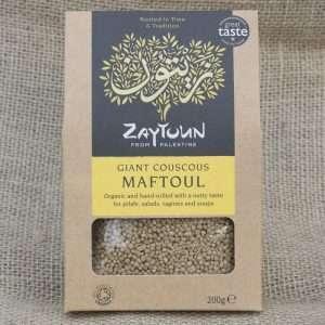 Zaytoun Giant Couscous Maftoul 200g