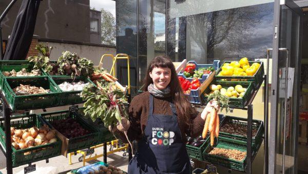 Organic, local veg retailer