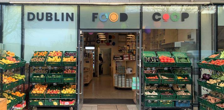 Dublin Food Co-op Shopfront