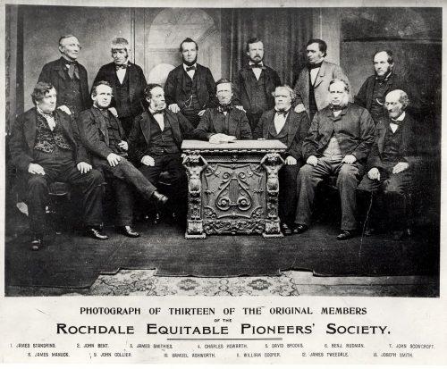 Rochdale Principles