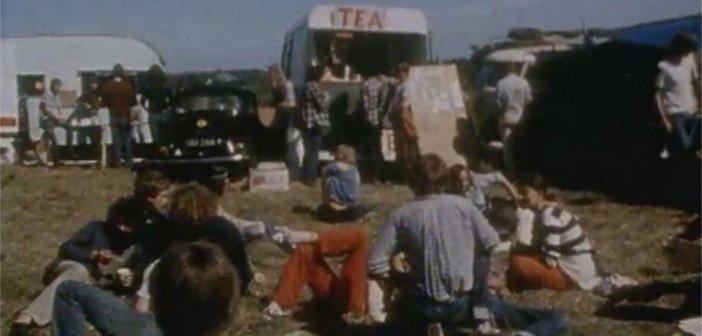 Carnsore Anti-Nuclear Festival, 1979.